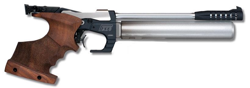 Luftpistole Tesro PA10-2 Basic – compact