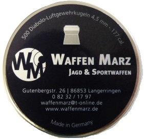 Diabolos Hausmarke LG Durchmesser 4,50 -  25000 Stück
