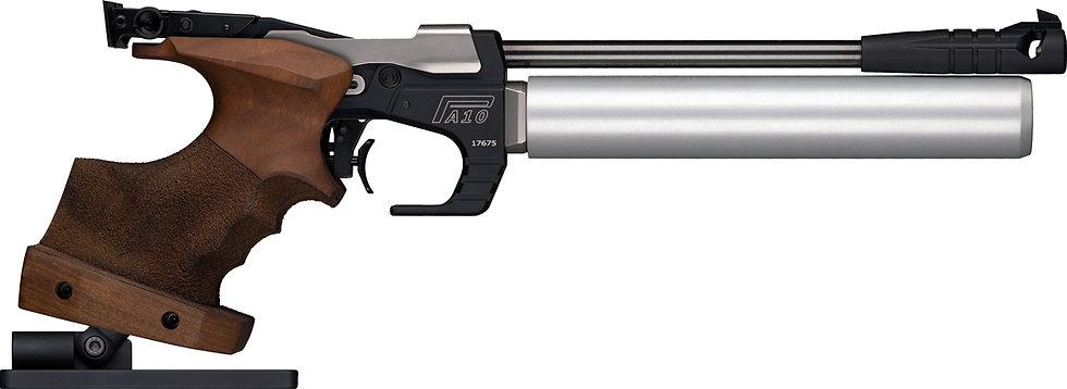 Luftpistole Tesro PA10-2 Basic Auflage