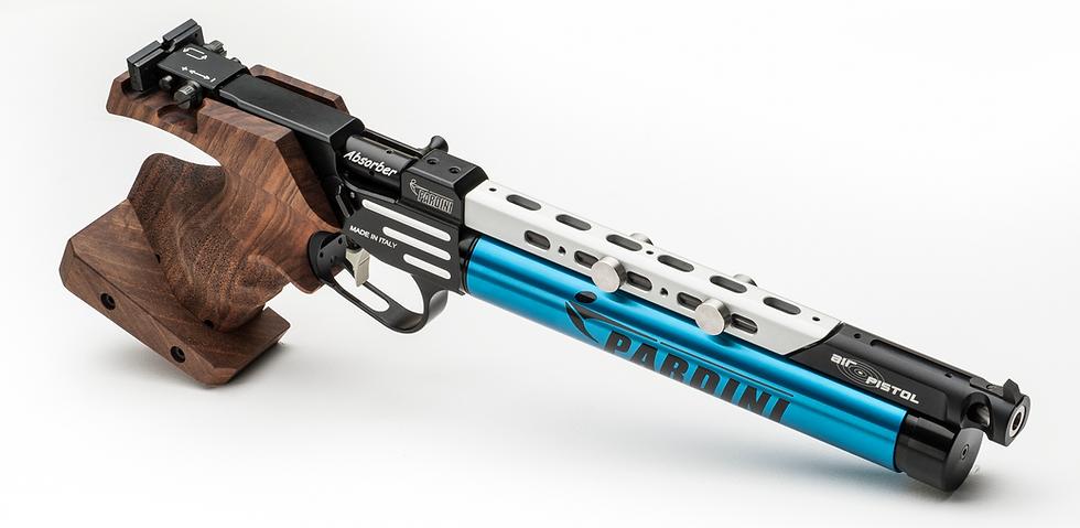Luftpistole Pardini K12 ABSORBER