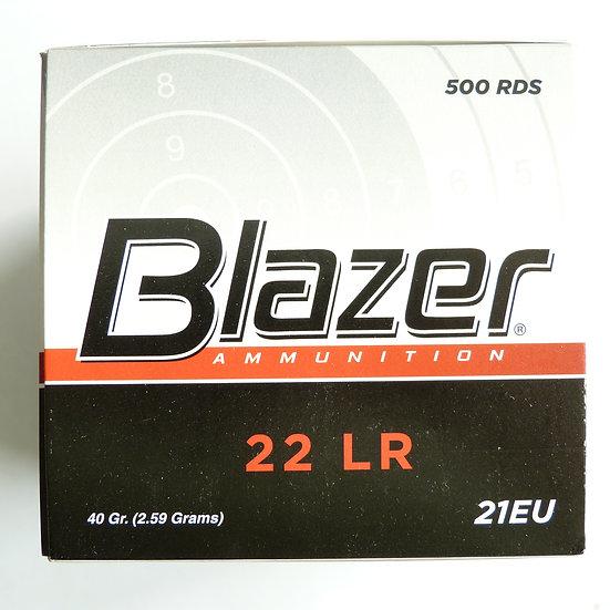 CCI Blazer 40gr.  .22L.r.   -  5000 Schuß