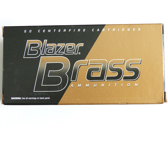 CCI Blazer Brass .45 Auto FMJ - 230gr 1000 Schuß