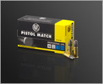RWS Pistol Match 40gr. 22L.r.  5000 Schuß