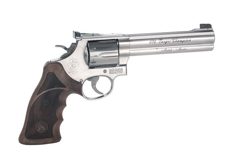 Revolver Smith&Wesson Target Champion Match Master