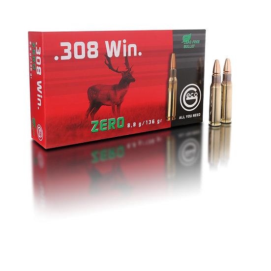 Geco Zero .308 Win. – 136 grain 20 Schuss