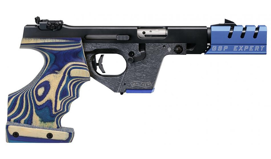 Walther GSP Expert .22 l.r.