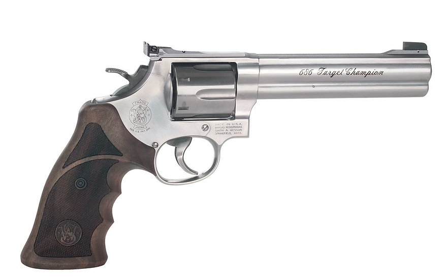 Smith&Wesson 686 Target Champion