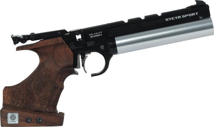 Luftpistole Steyr LP 50 Compact