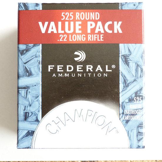 Federal 36gr.  .22L.r.   -  5250 Schuß