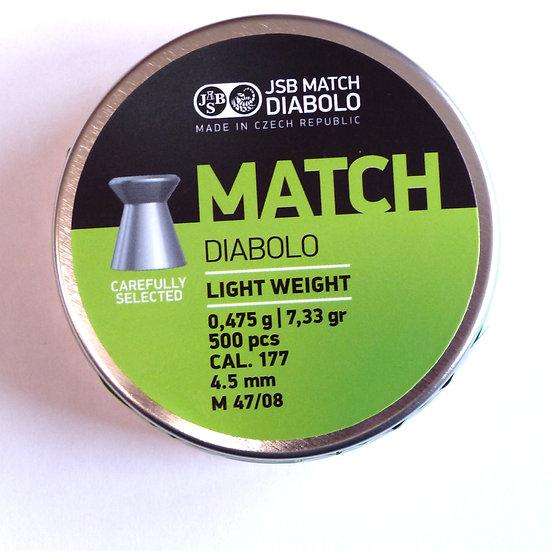 JSB LP Match Durchmesser 4.49 - 1 Dose