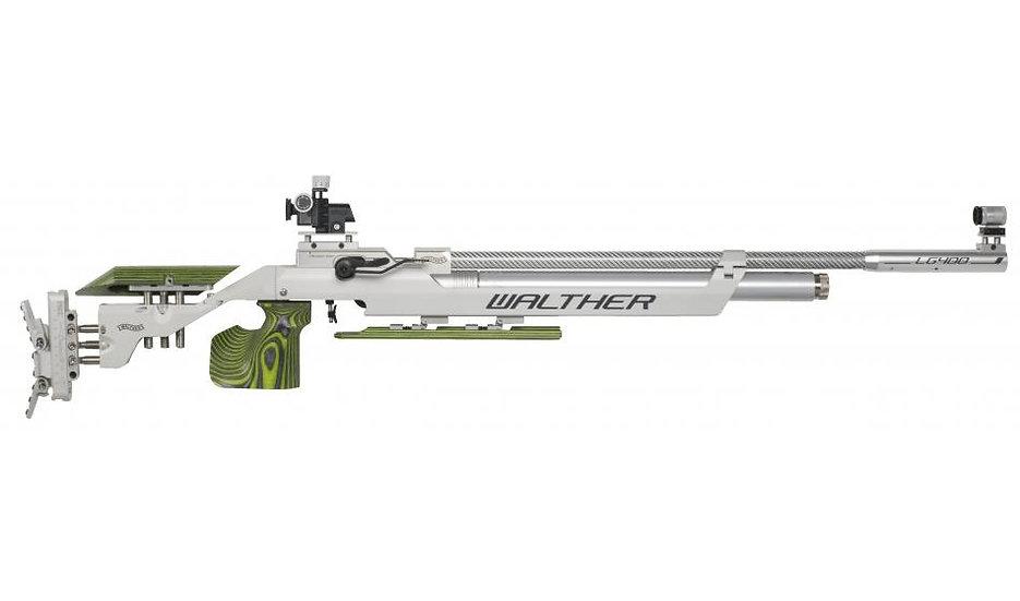 Luftgewehr Walther LG400-M Expert Green Pepper