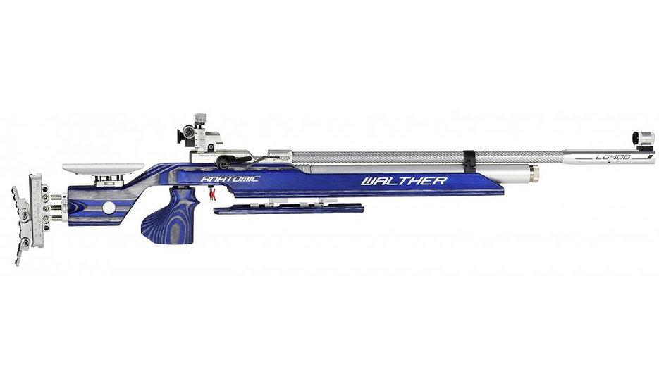 Luftgewehr Walther LG400-E Anatomic
