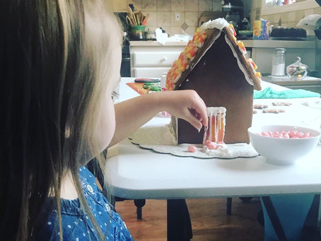 Homes for the Holidays - Gingerbread Contest
