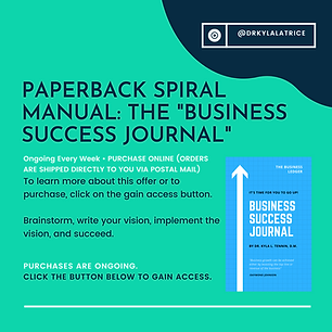 The Business Success Journal Flyer.png