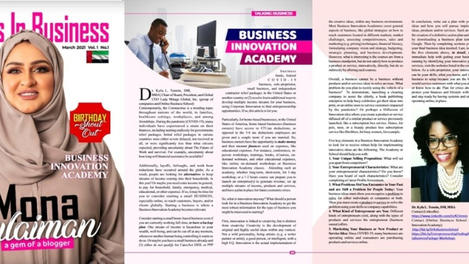 Ladies in Business Magazine Global