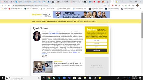 Business Woman Media Australia