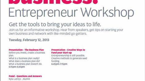 Launch Your Business Workshop