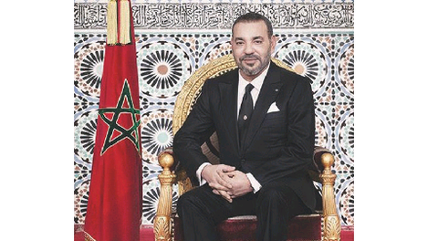 His Majesty King Mohammed VI, Kingdom of Morocco, Africa