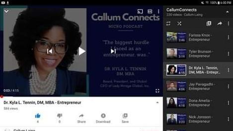 Callum Connects Singapore, Asia Podcast
