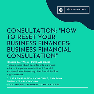 Consultation-How To Reset Your Business