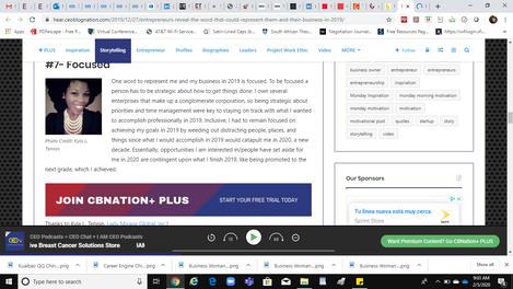 CEO Blog Nation - HearPreneur