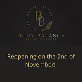 Reopening on the 2nd of November! Make a