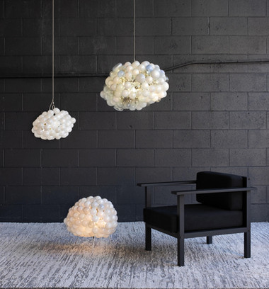 Bubble Clouds Sculptural Lights by Umbra & Lux