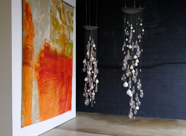 Light Rain - Sculptural Light by Umbra & Lux