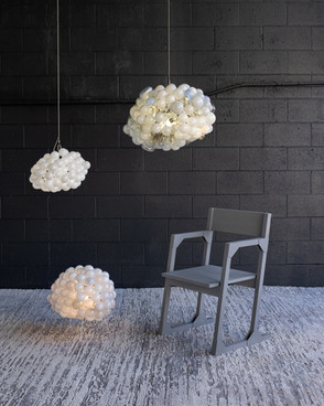 Bubble Clouds - Sculptural Lights by Umbra & Lux