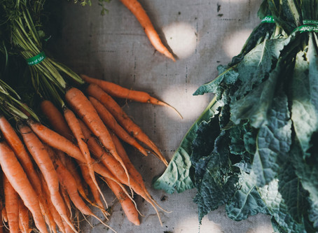 The Vitamin A Controversy: or, why carrots and kale may not be for everyone