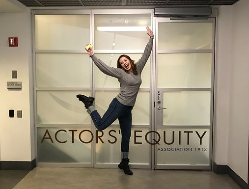 ANNA IS EQUITY!