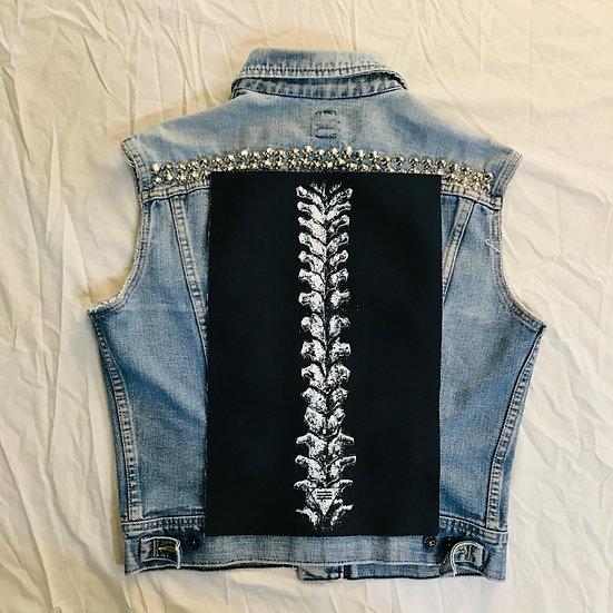 Spine Back Patch