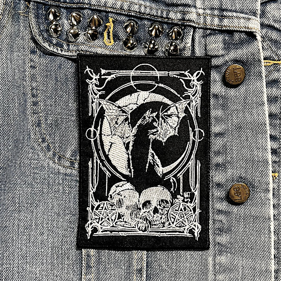 Moon Kitty Patch