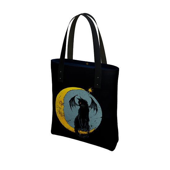 Dream Kitty Urban Tote Bag