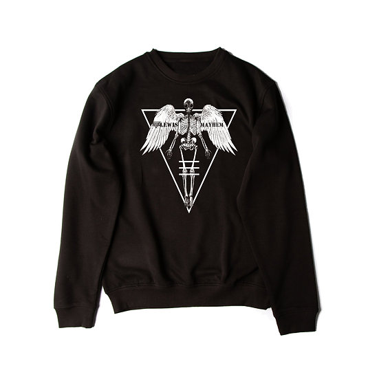 Mayhem Angel Sweat Shirt