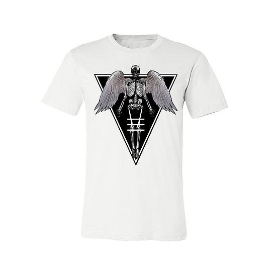Mayhem Angel T-Shirt (White)