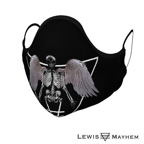 Mayhem Angel Face Mask
