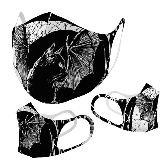 Witchy Mina Simple Lightweight Mask