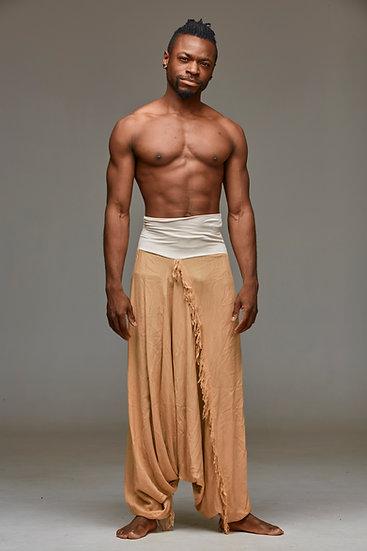 Basic YELLOW Harem Pants