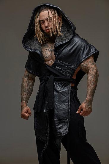 Black Dragon Hood