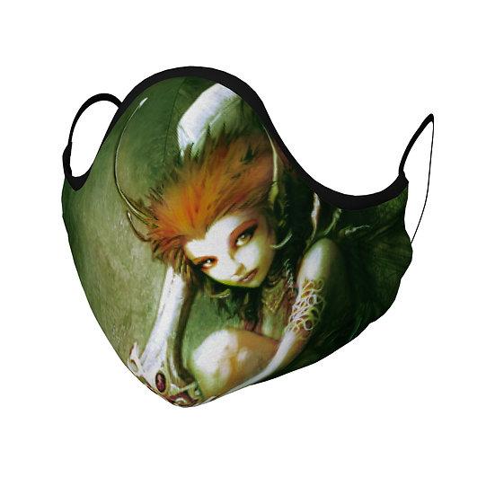 Fairy Warrior Face Mask