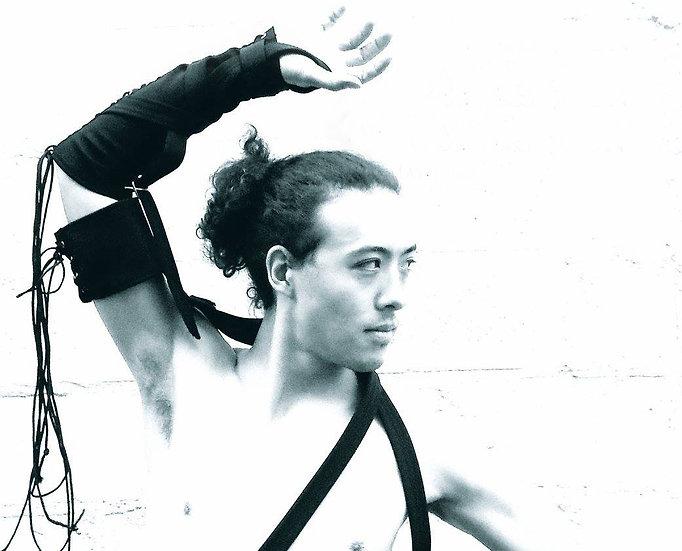 Black Arm Harness