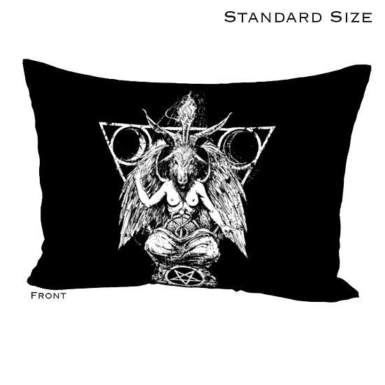 Baphomet Pillow Sham