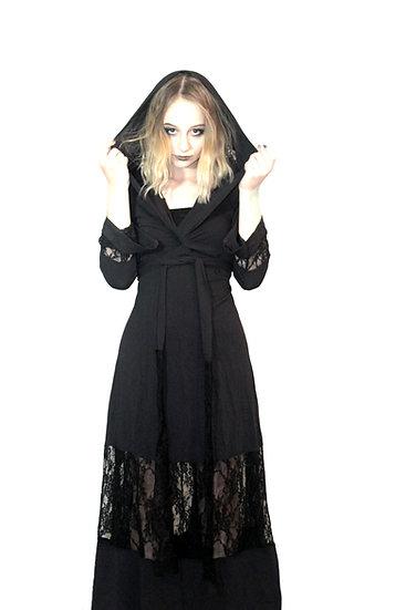 Black Goddess Robe