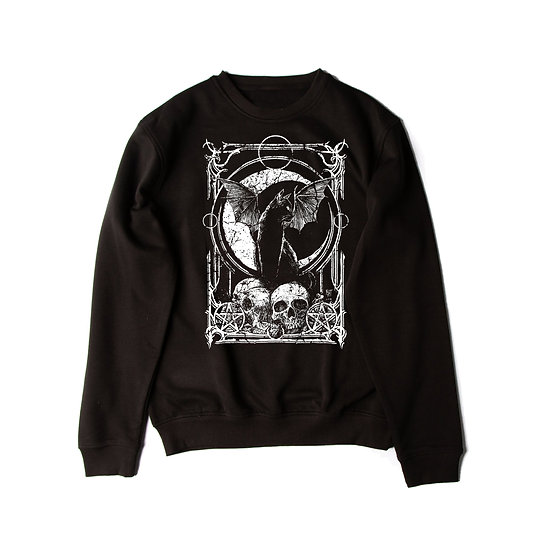 Moon Kitty Sweat Shirt