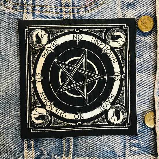 Divination Canvas Patch