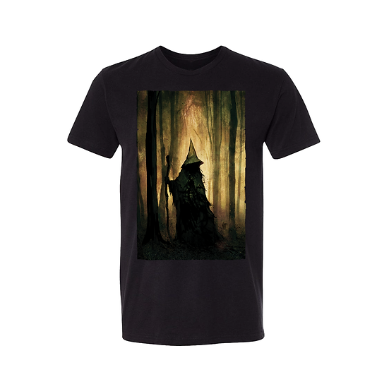 Fall Witch  T-Shirt