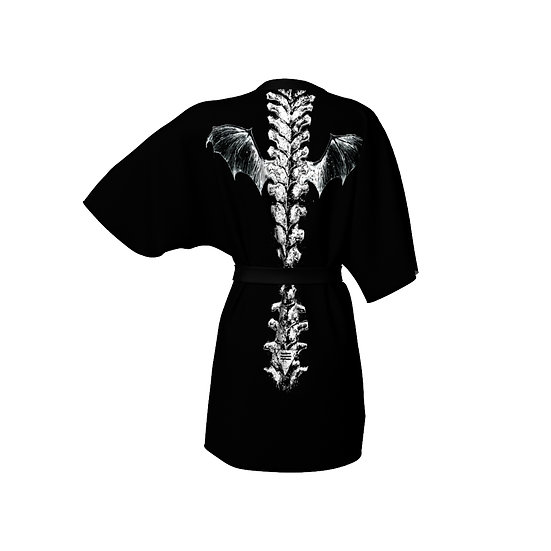 Spine with Wings Kimono