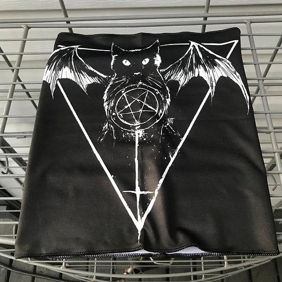 Satanic Pussy Headband