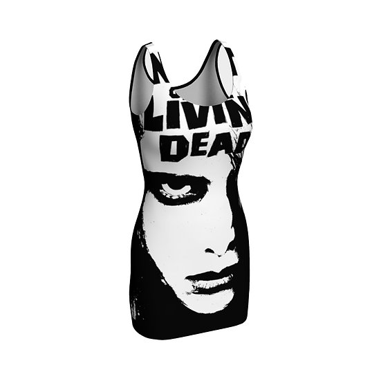 Night of the Living Dead Bodycon Dress